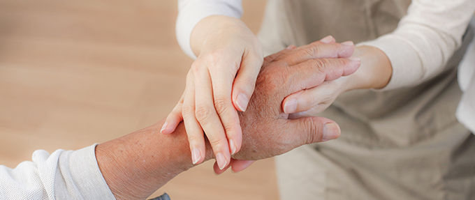 高齢者を見守る安心と信頼の徘徊ガードシステム